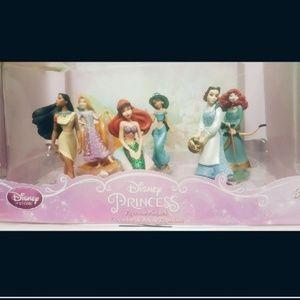 Disney Princess Figurine Playset 👑👸🏻